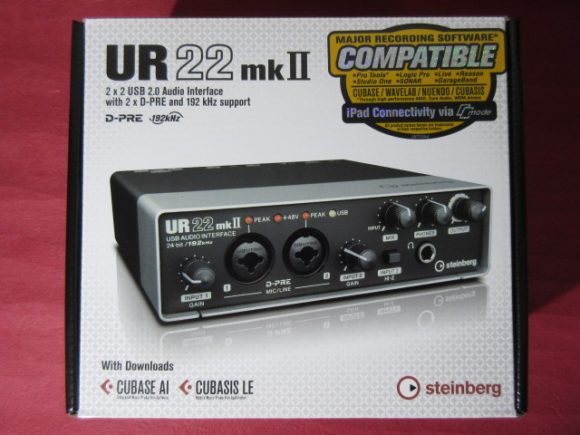 UR22mk2外箱