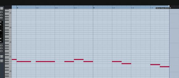 MIDIノート入力例2